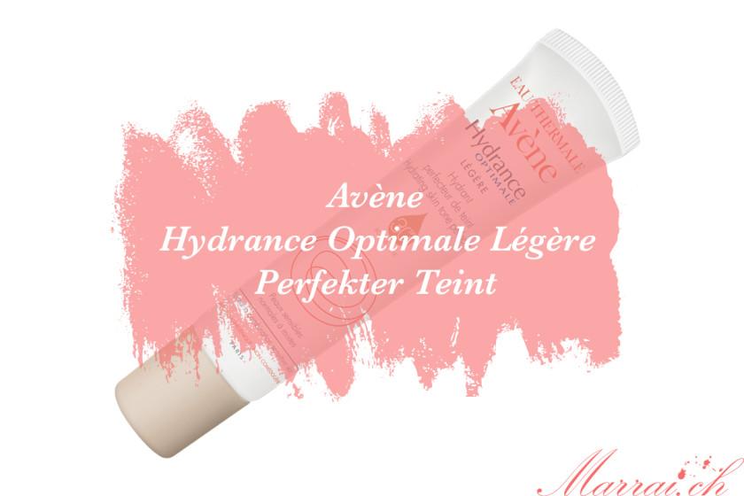 Avène Hydrance Optimale Légère Perfekter Teint