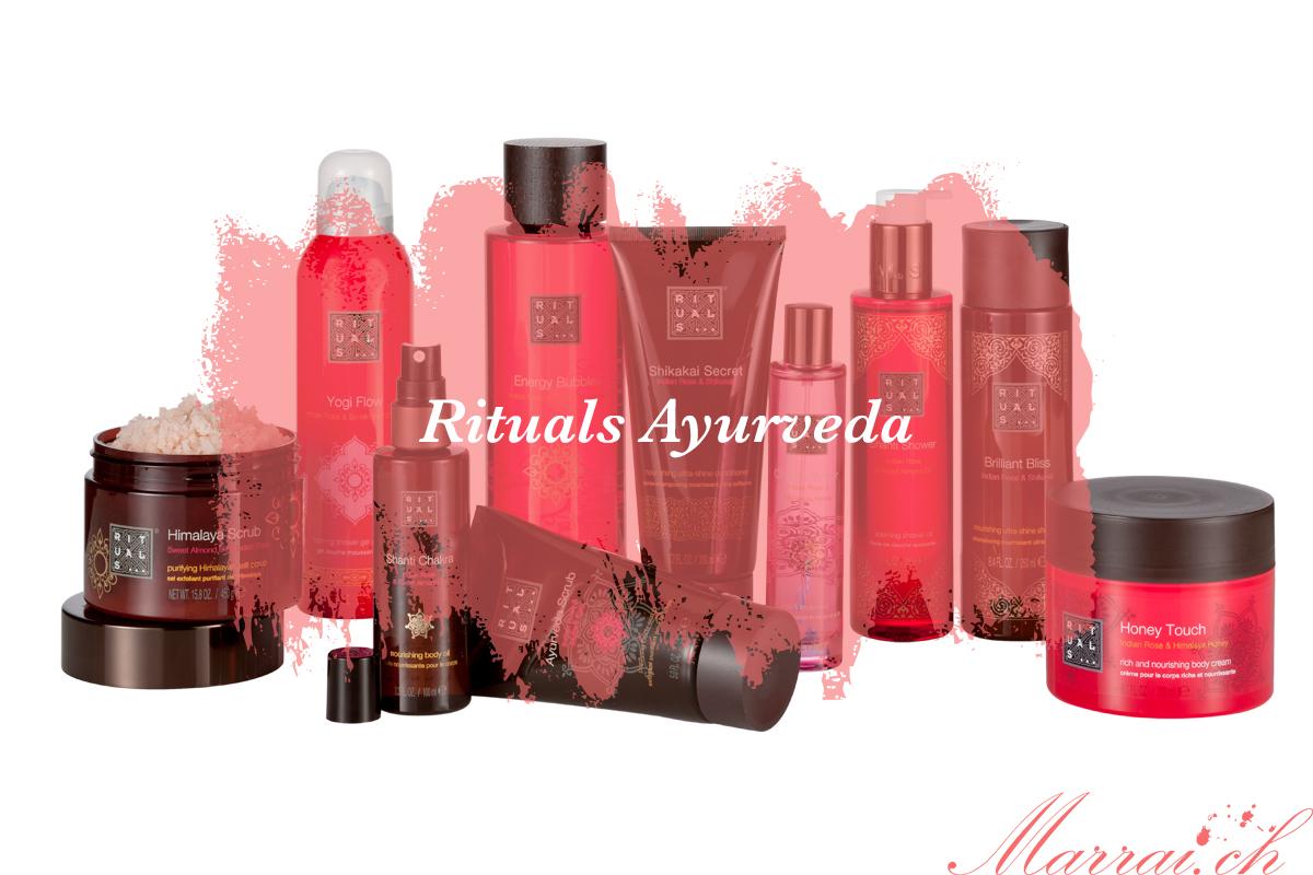 Rituals Ayurveda Testbericht review Erfahrung Schweizer Beauty Blog Marrai.ch