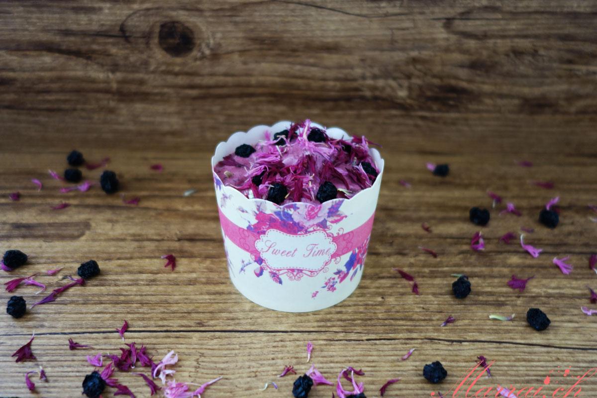 superfood frozen yogurt heidelbeer mit camu camu. Black Bedroom Furniture Sets. Home Design Ideas