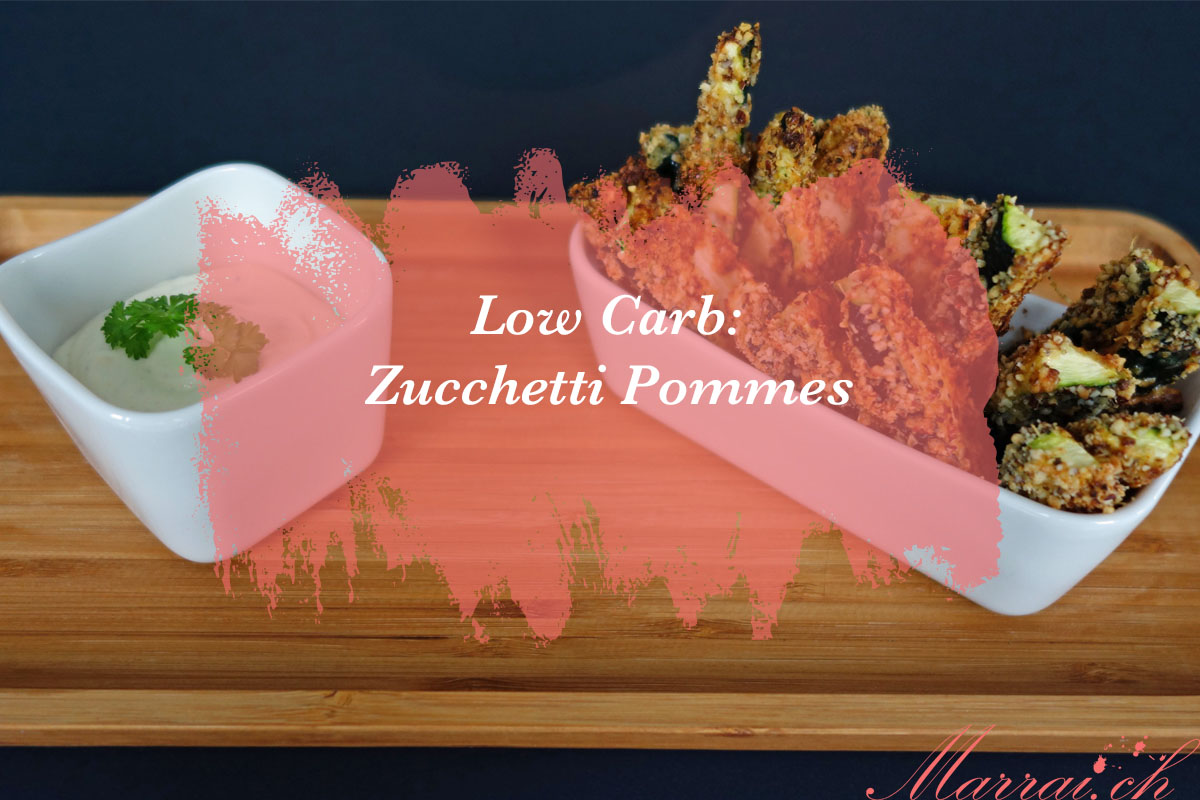 low carb zucchetti pommes. Black Bedroom Furniture Sets. Home Design Ideas