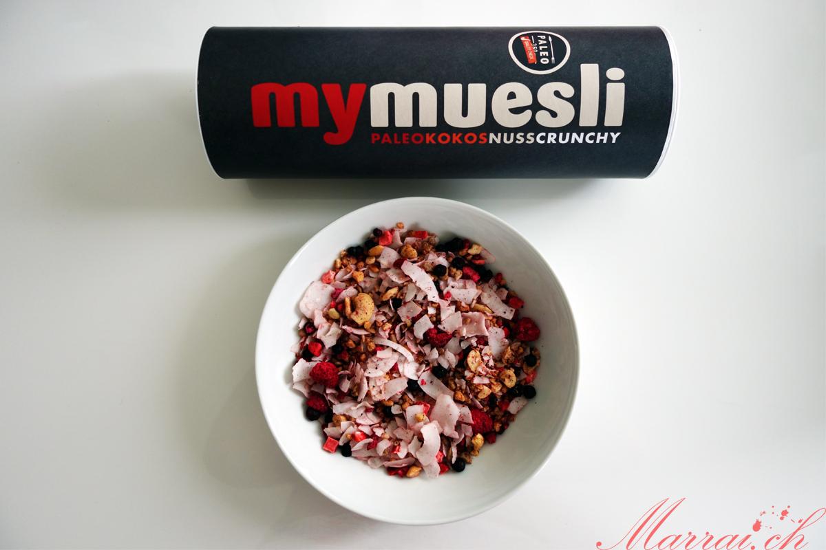 mymuesli Paleo-Crunchy