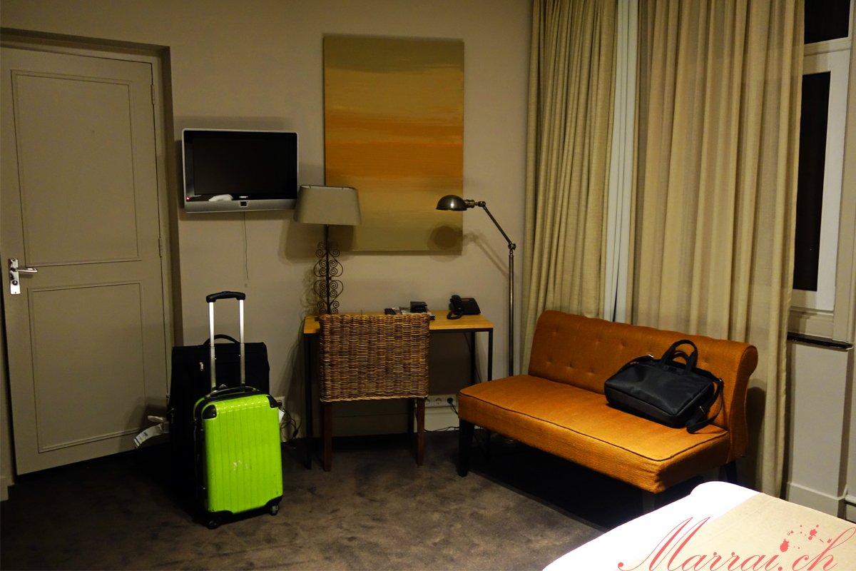 Best Western Delphi Hotel Zimmer