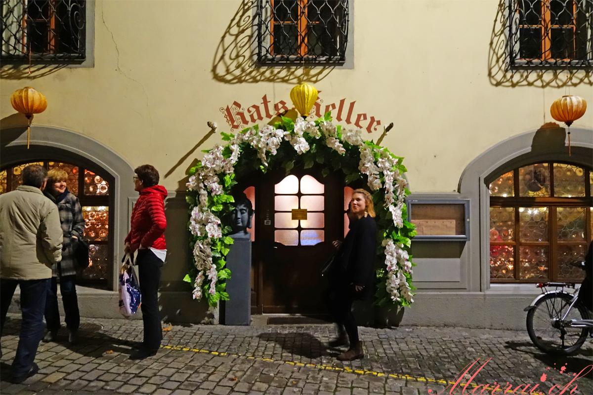 Asia Ratskeller in Schwyz