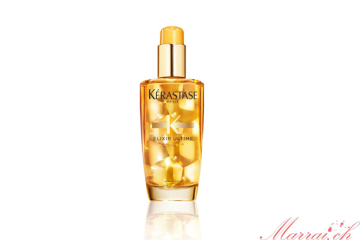 Kérastase Elixir Ultime Öl: Original - Bilder gehören Kérastase