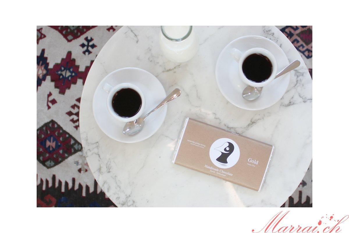 Taucherli Schokolade: Gold - Bilder gehören Taucherli