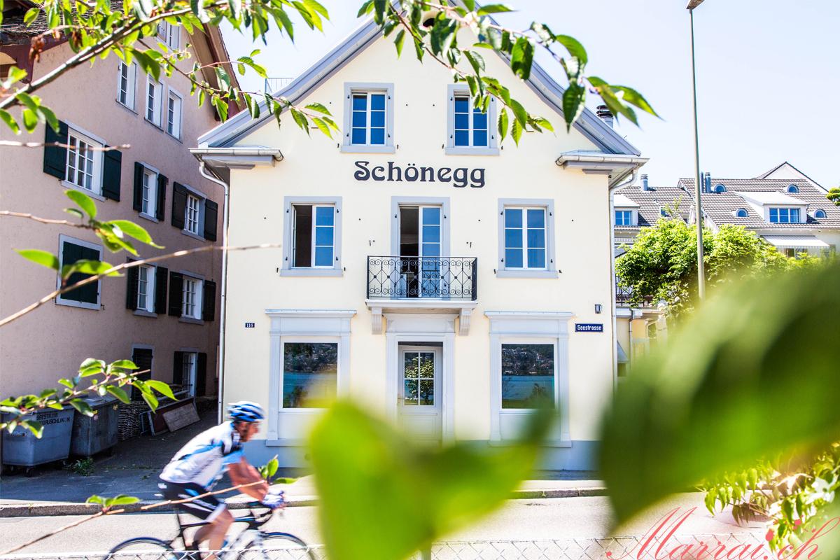 Villa Schönegg Rüschlikon aussen