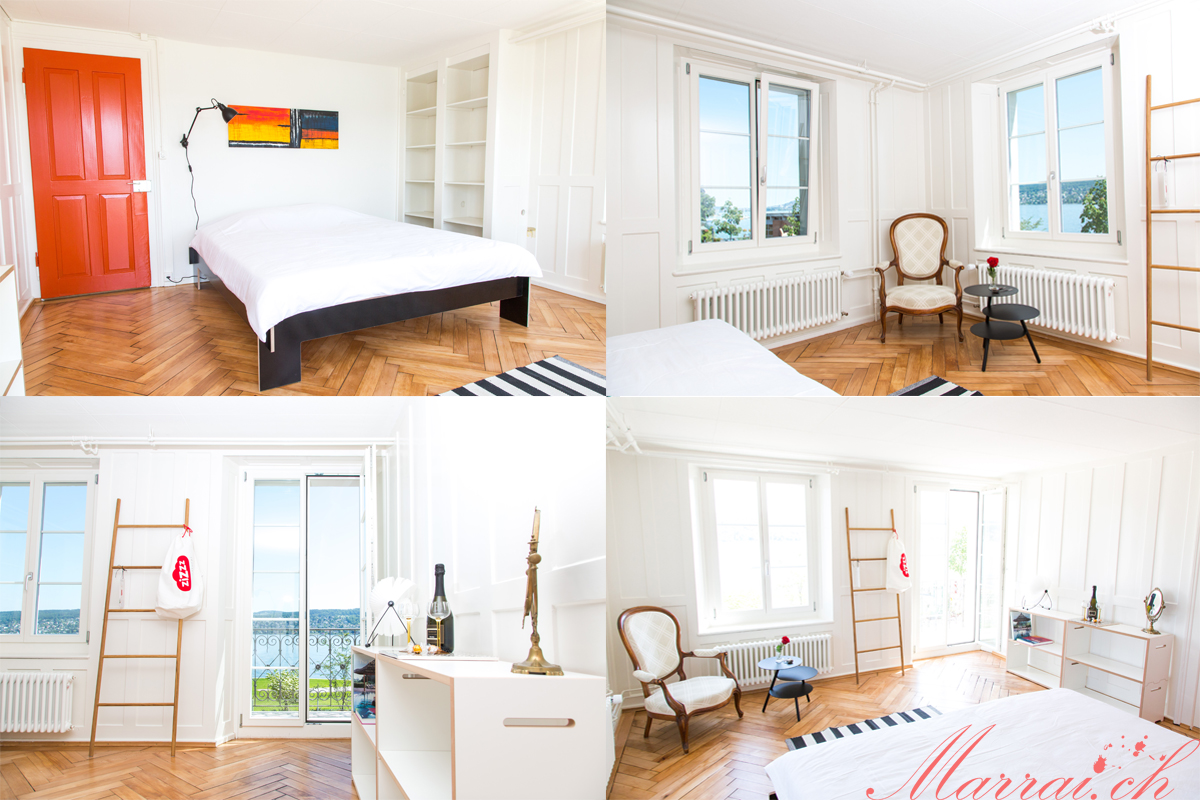 Villa Schönegg Rüschlikon Hotel Zimmer