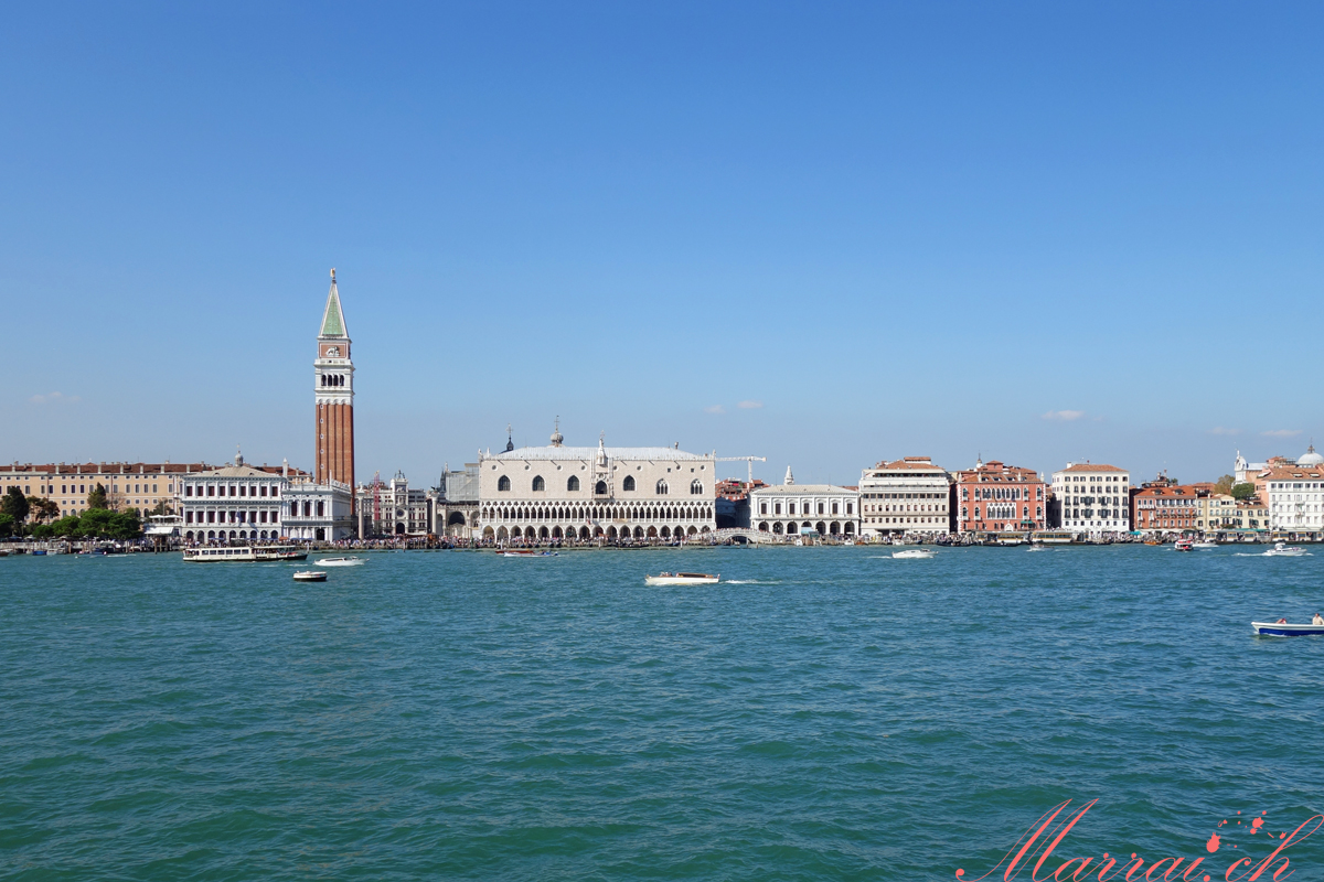 Doge's Palace & Markusturm - Venedig