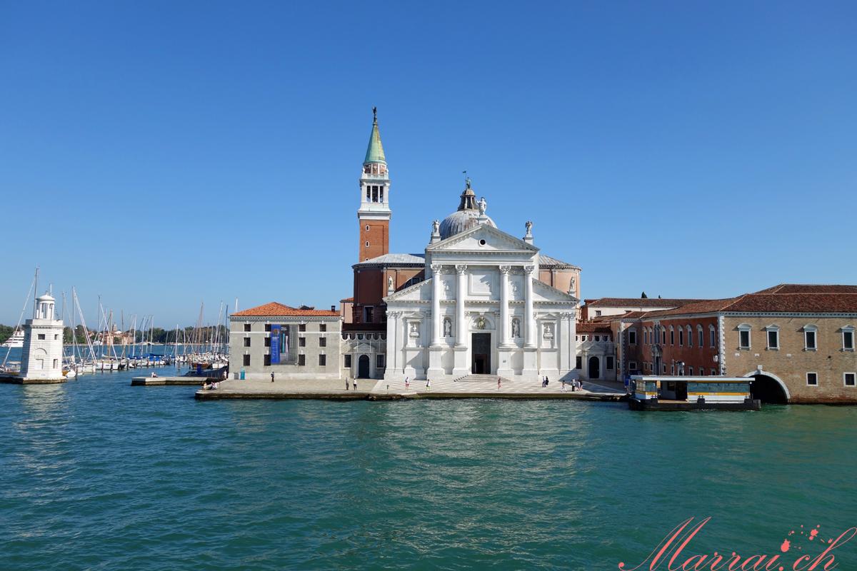 Chiesa di San Giorgio Maggiore - Venedig