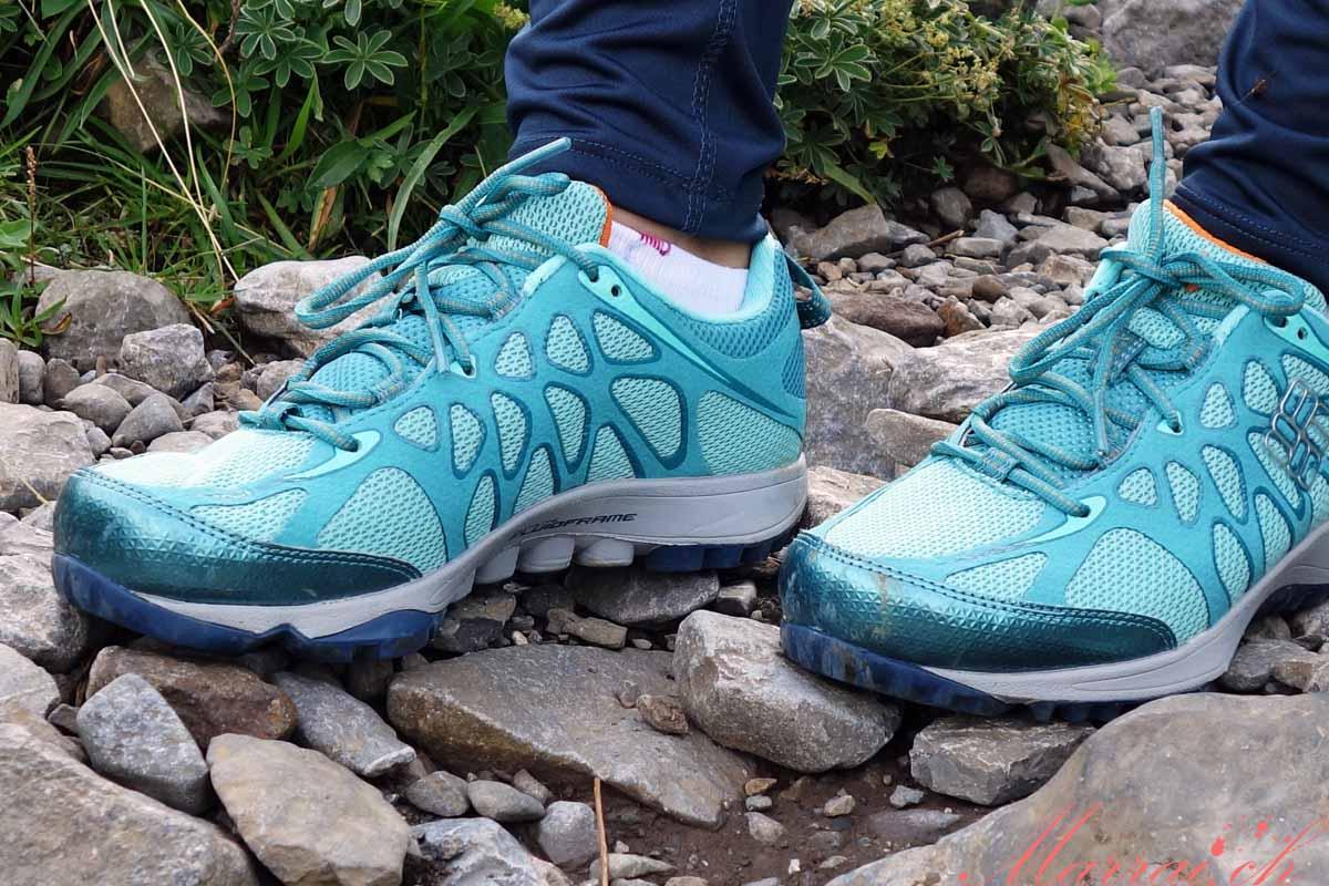 Wanderschuhe / Trail Running Schuhe von Columbia