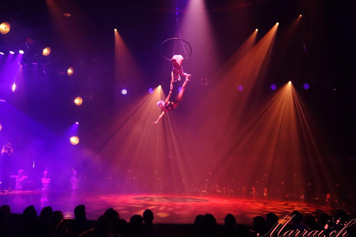 Circus Ohlala Dübendorf Erfahrungsbericht Zirkus Knie 3