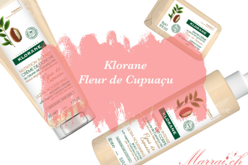 Klorane Collection Fleur de Cupuaçu