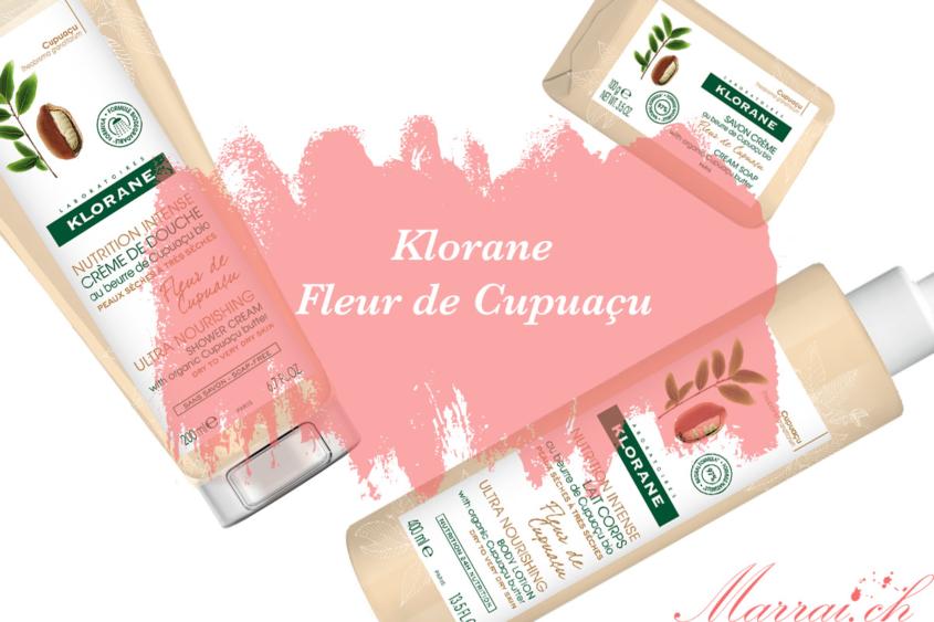 Klorane Collection Fleur de Cupuaçu