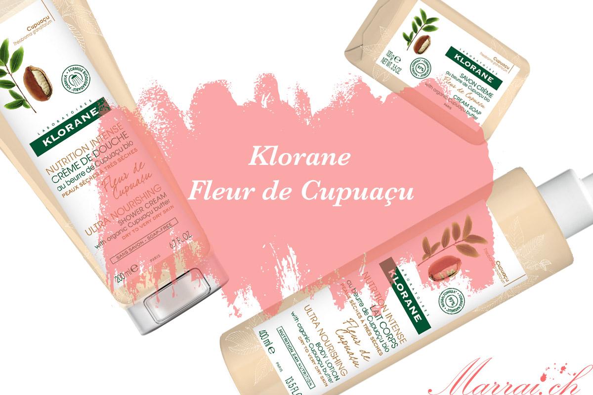 Klorane Collection Fleur De Cupuacu Marrai Ch