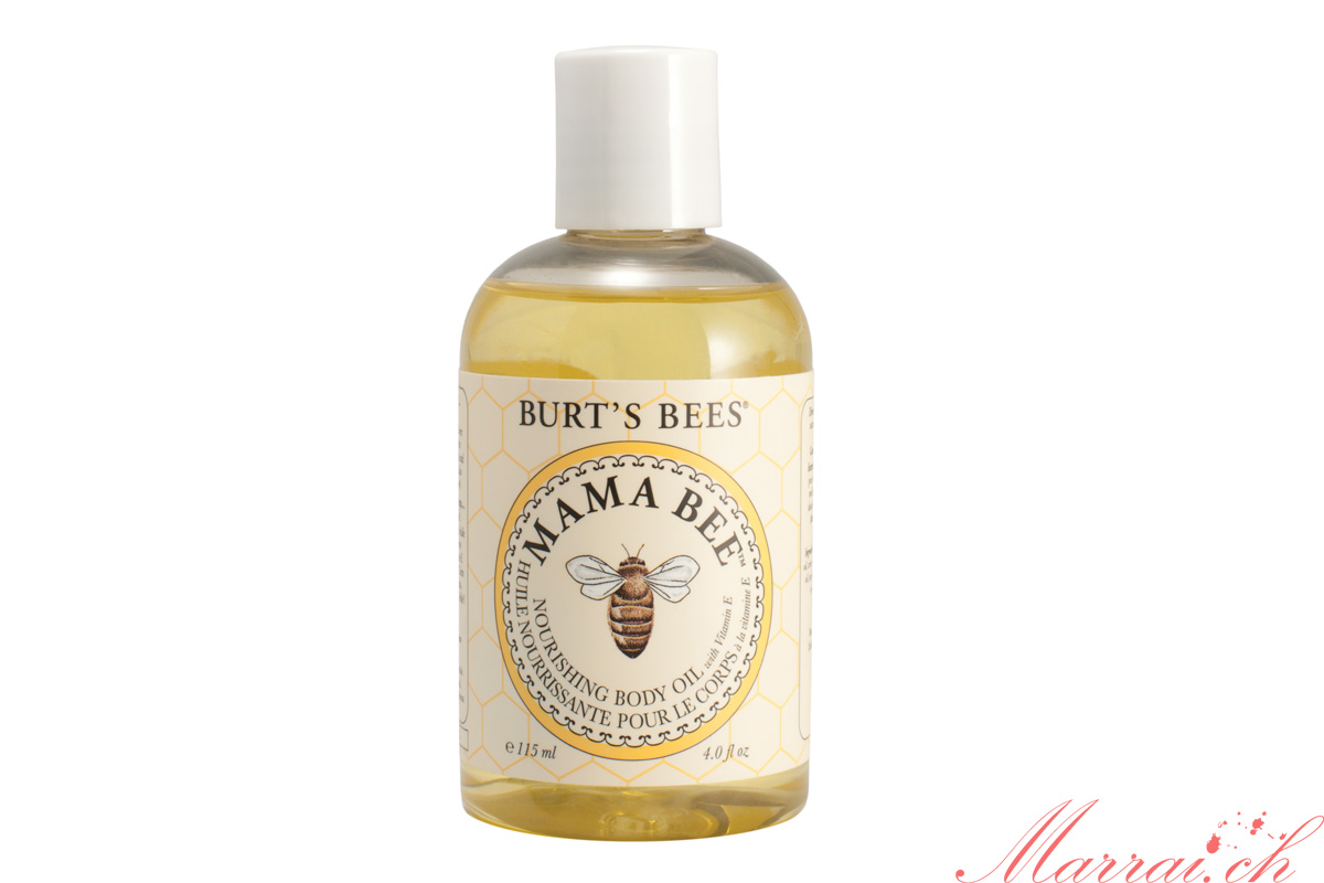 Burt's Bees Mama Bee Pflegendes Körperöl
