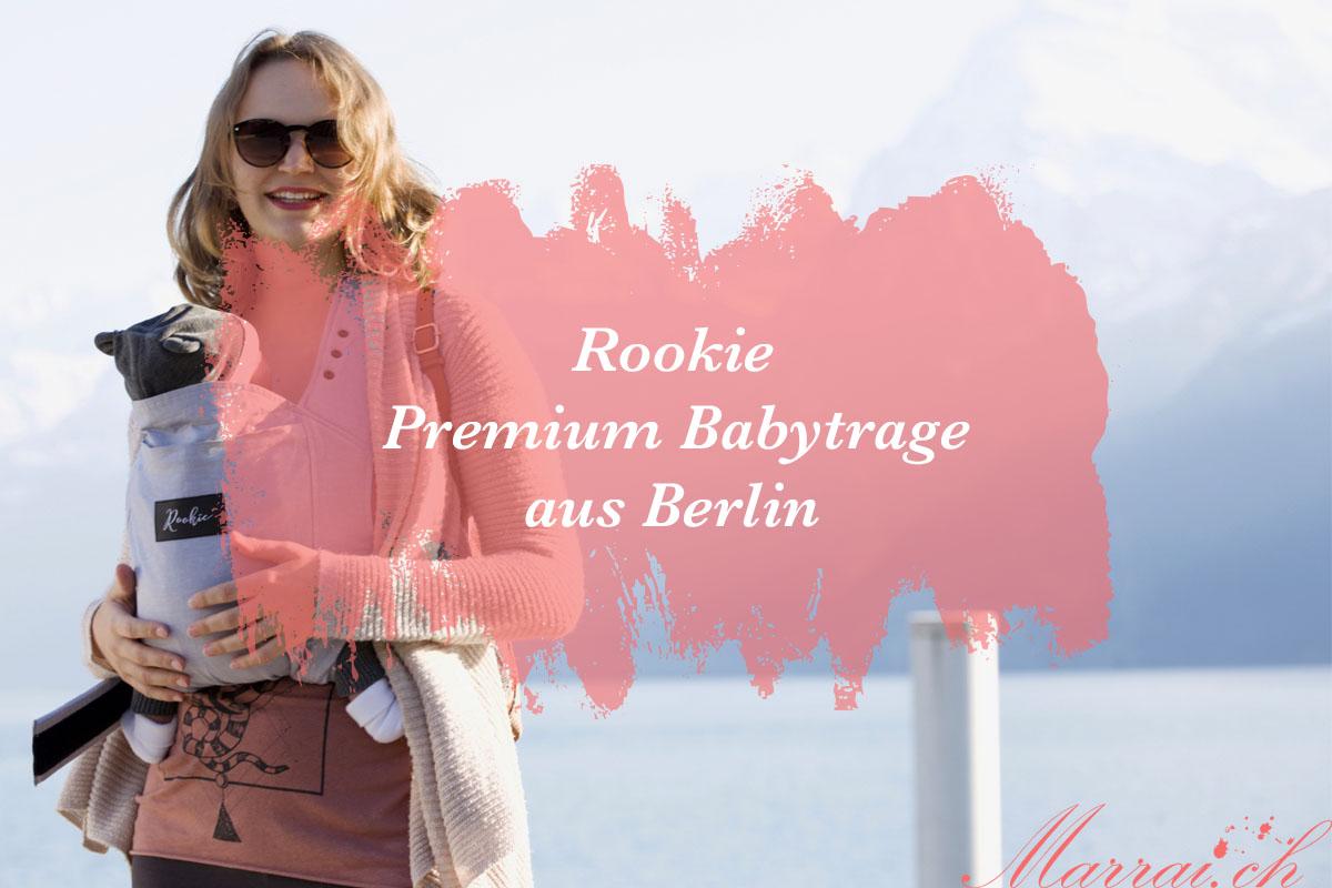 Rookie Premium Babytrage